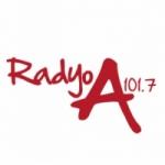 Logo da emissora Radio A 101.7 FM