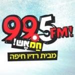Logo da emissora Radio 99.5 FM