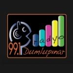 Logo da emissora Radio Dumlupinar 99.1 FM