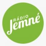 Logo da emissora Radio Jemne Melodie 98.6 FM