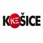 Logo da emissora Radio Kosice 91.7 FM