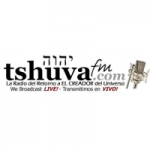 Logo da emissora Radio Tshuva FM