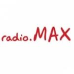 Logo da emissora Radio Max 101 FM