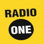 Logo da emissora Radio One 90.5 FM