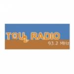 Logo da emissora Radio Tour 93.2 FM
