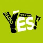 Logo da emissora Radio Yes 102.9 FM
