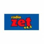 Logo da emissora Radio Zet 94.5 FM