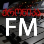 Logo da emissora Radio Imedi 105.9 FM