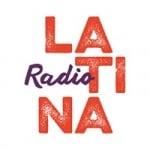 Logo da emissora Latina 101.2 FM