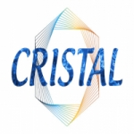 Logo da emissora Radio Cristal FM
