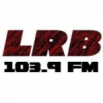 Logo da emissora LRB 103.9 FM
