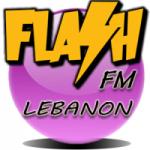 Logo da emissora Radio Flash Lebanon 89.7 FM