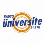 Logo da emissora Radio Universite 91.5 FM