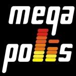 Logo da emissora Megapolis 88.6 FM