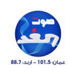 Logo da emissora Radio Sawt El Ghad 101.5 FM