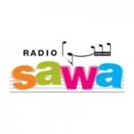 Logo da emissora Radio Sawa Jordan 98.1 FM