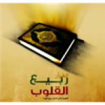 Logo da emissora Radio Rabee Al Qloub