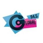 Logo da emissora Radio Global 94.5 FM
