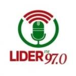 Logo da emissora Radio Lider 97 FM
