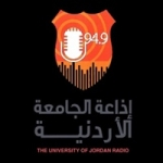 Logo da emissora Radio JU 94.9 FM