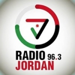 Logo da emissora Radio Jordan 96.3 FM