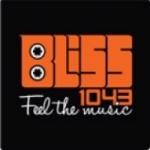 Logo da emissora Radio Bliss 104.3 FM