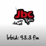Logo da emissora JBC Radio 93.3 FM