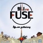 Logo da emissora Radio Fuse 91.1 FM