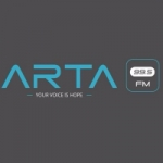 Logo da emissora Arta Radio 99.5 FM