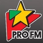 Logo da emissora Pro 106.9 FM Rhythm and Blues