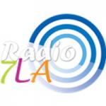 Logo da emissora Radio 7LA 99.9 FM