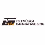 Logo da emissora Rádio Telemúsica Catarinense - Pop Internacional