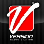 Logo da emissora Radio Version 94.4 FM