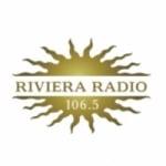 Logo da emissora Riviera Radio 106.3 FM
