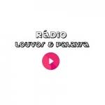 Logo da emissora Rádio Louvor e Palavra