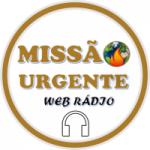Logo da emissora Rádio Missão Urgente