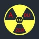 Logo da emissora Abuzer FM