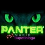 Logo da emissora Rádio Panter FM