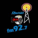 Logo da emissora Rádio 92 Riachão 92.7 FM