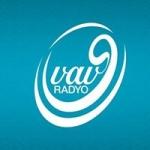 Logo da emissora Vav Radio 105.2 FM