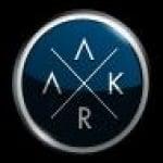Logo da emissora Akra FM