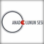 Logo da emissora Radio Anadolunun Sesi 92.8 FM