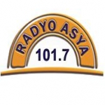 Logo da emissora Asya 101.7 FM