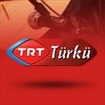 Logo da emissora TRT Türkü 103.4 FM
