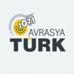 Logo da emissora Avrasya Turk 107.1 FM