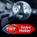 Logo da emissora TRT Radyo Haber 99.6 FM