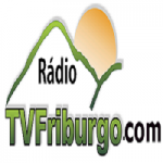 Logo da emissora Rádio TV Friburgo