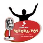 Logo da emissora Rádio Alegrai-vos