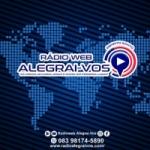 Logo da emissora Radio Web Alegrai-Vos