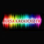 Logo da emissora Radio Bursa Karadeniz 104.3 FM